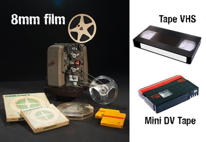 tape convert dvd