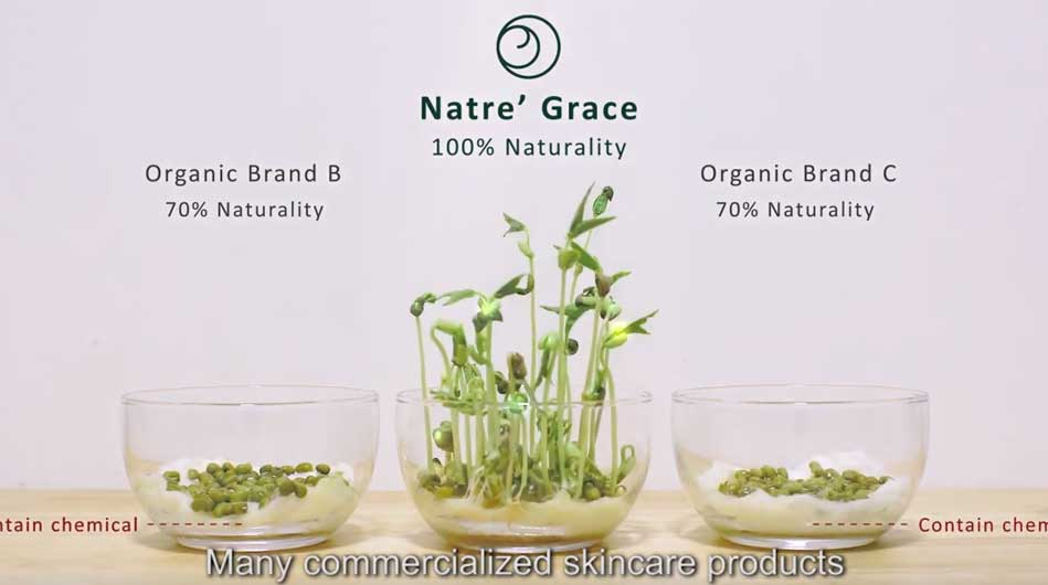 Natre Grace Marketing Video