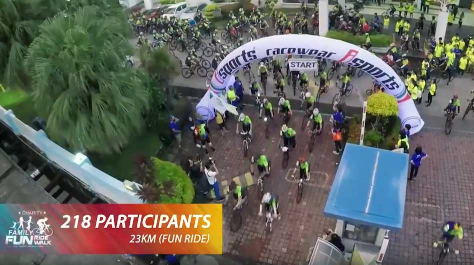 Fun Ride Event Video