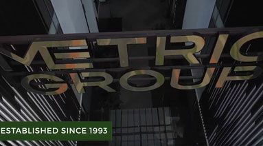 Metrio Group Corporate Video
